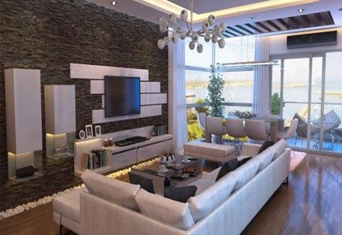 Ultra modern living room design ideas interior design - Modern family room design ideas ...