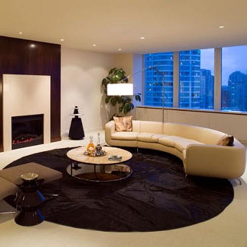 Unique living room decorating ideas interior design for Interior room decoration