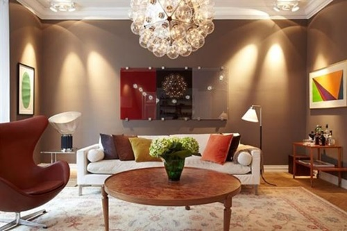 Unique Living Room Decorating Ideas