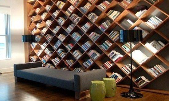 7 Brilliant Bookcase Designs
