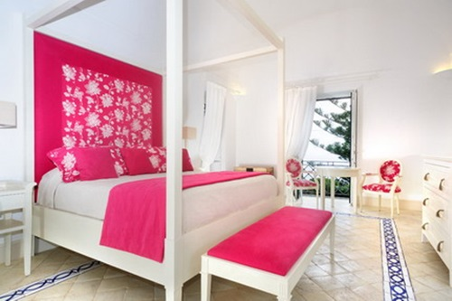 Cool Bedroom Designs for Teenage Girls