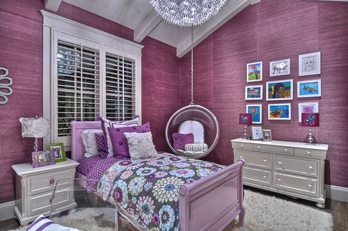 Cool bedroom designs for teenage girls interior design for Cool bedroom ideas for young women