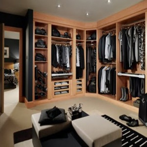 Dreamy Dressing Room Designs Interior Design