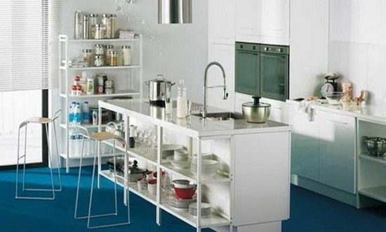 Elegant & Practical Kitchen Designs - Interior design