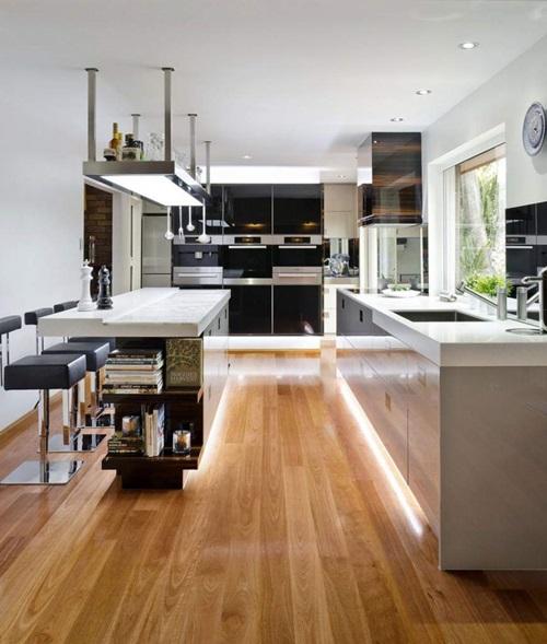 Elegant & Practical Kitchen Designs