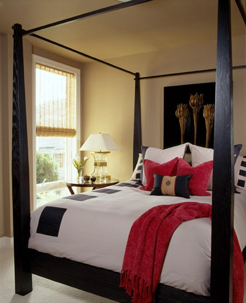 Feng shui tips for your bedroom interior design Master bedroom feng shui location