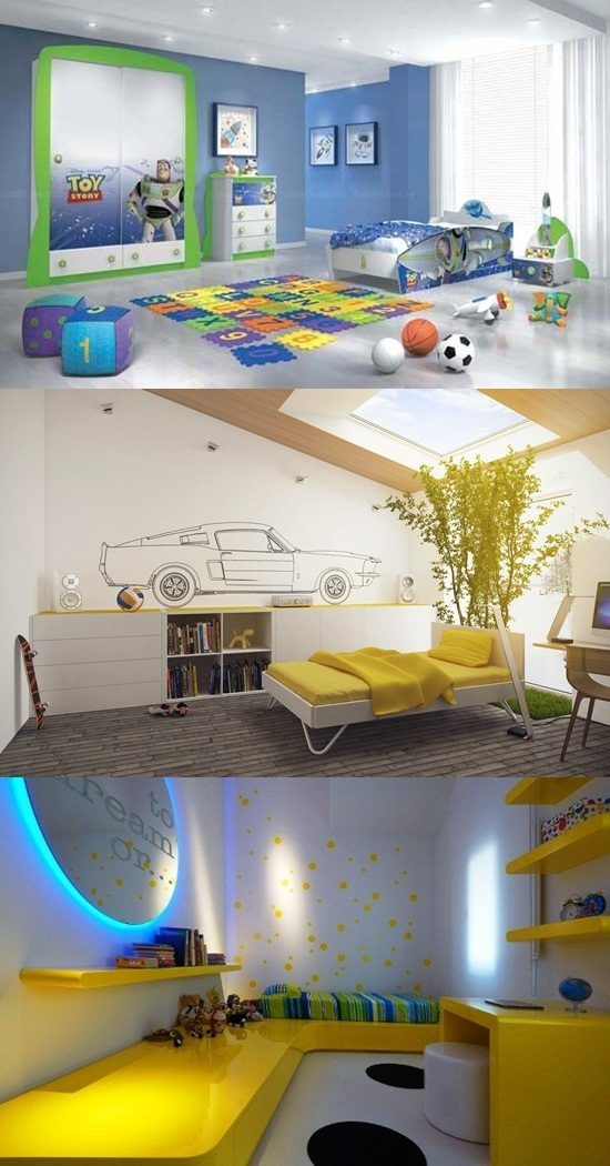 Great Decorating Ideas for Kids' Rooms