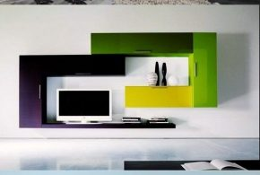 Ideas on How to Integrate a TV in the Living Room