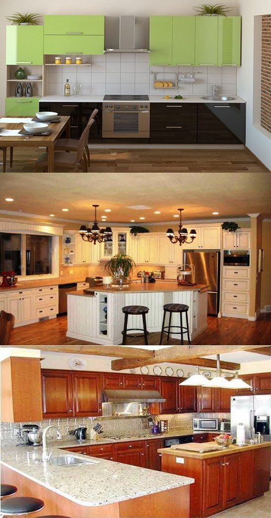 Kitchen remodeling ideas on a budget interior design for Kitchen ideas on a budget uk
