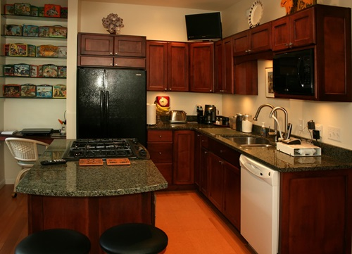 Kitchen remodeling ideas on a budget interior design for Kitchen improvement ideas
