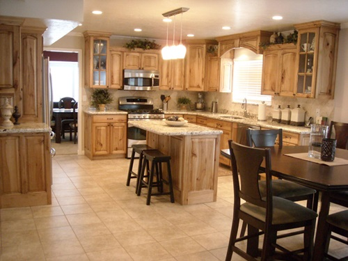 Kitchen remodeling ideas on a budget interior design for Kitchen renovation ideas photos