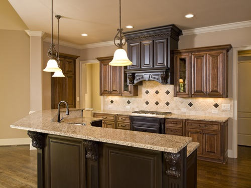 Kitchen remodeling ideas on a budget interior design for Cheap kitchen makeover ideas