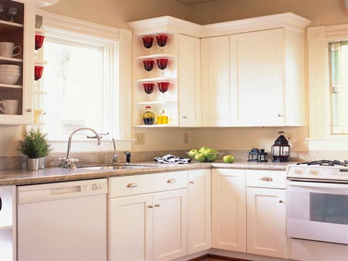 Kitchen remodeling ideas on a budget interior design for Small kitchen remodel on a budget
