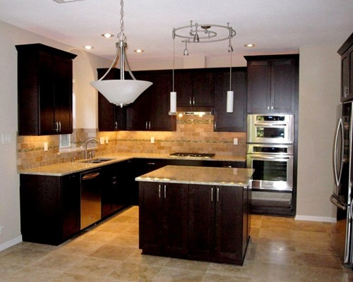 Kitchen remodeling ideas on a budget interior design for Kitchen remodel images