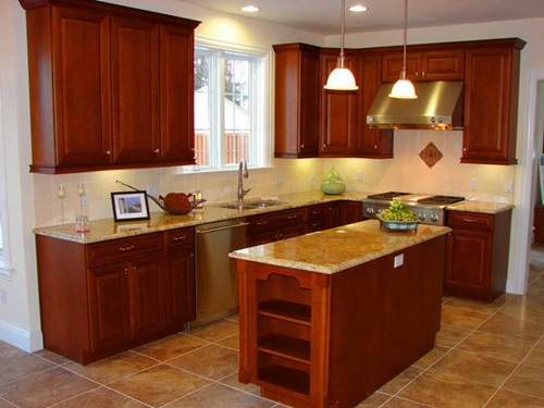 Kitchen remodeling ideas on a budget interior design for Kitchen remodels on a budget photos