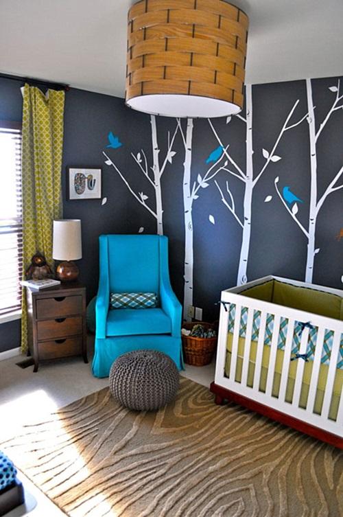 Nursery Baby Girls and Baby Boys ideas