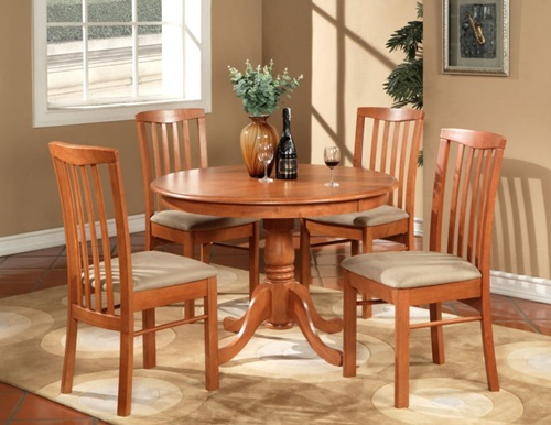 holistic understanding about round kitchen tables why can be