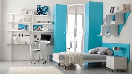 Splendid teenage girls' Rooms