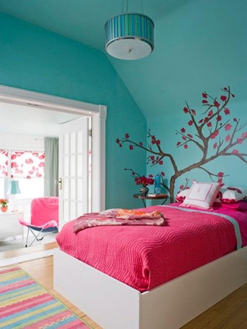 Splendid teenage girls' Rooms