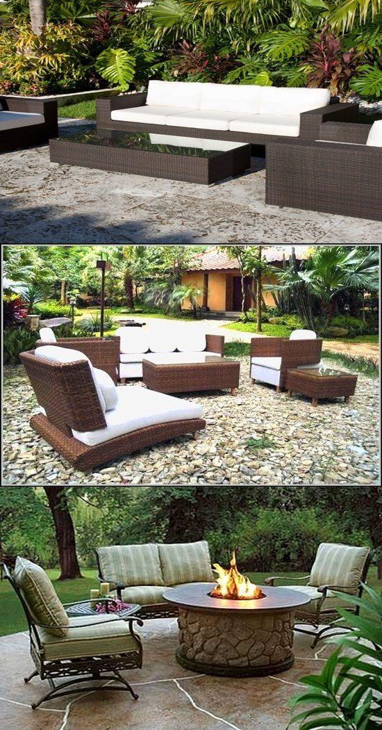 The Best Outdoor Furniture U2013 Wicker Furniture