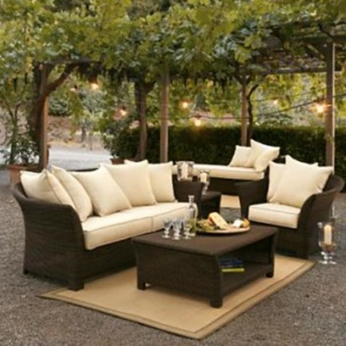 The Best Outdoor Furniture – Wicker Furniture - Interior Design