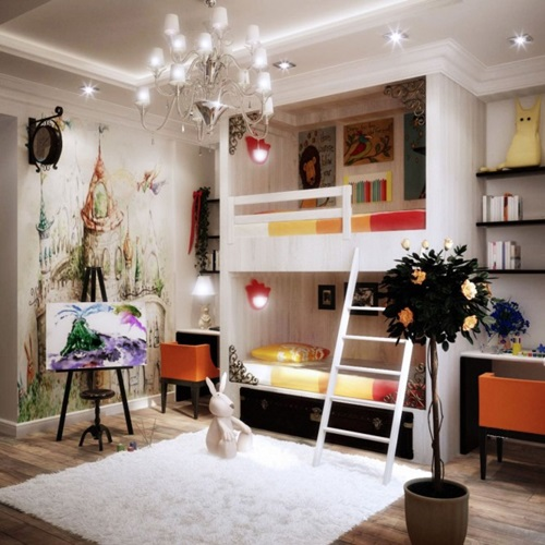 The best Decorating Ideas for kids Rooms 1