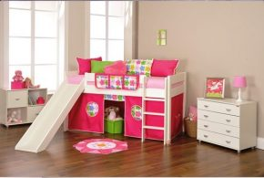 Wooden Beds for Kids Bedroom - Why