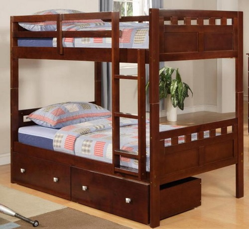 Cool boys bedroom designs - Wooden Beds For Kids Bedroom Why Interior Design