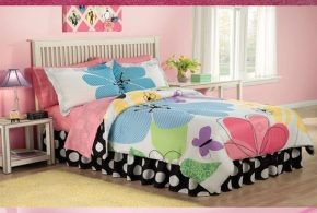 Adorable Girls' Bedroom Decorating Ideas