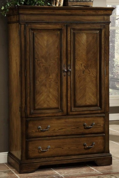advantages of having a bedroom armoire interior design. Black Bedroom Furniture Sets. Home Design Ideas