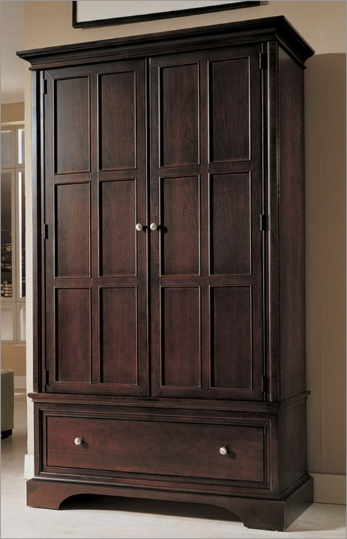 Advantages of Having a Bedroom Armoire - Interior design