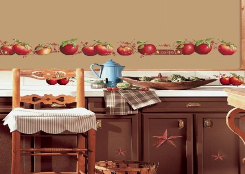Apple Decorations for Kitchens