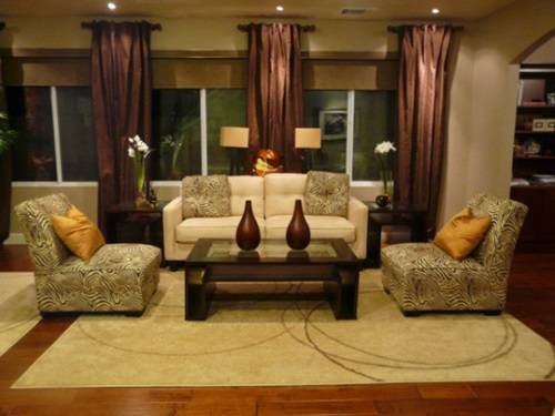 Arrange your living room furniture properly interior design for 4 chair living room arrangement