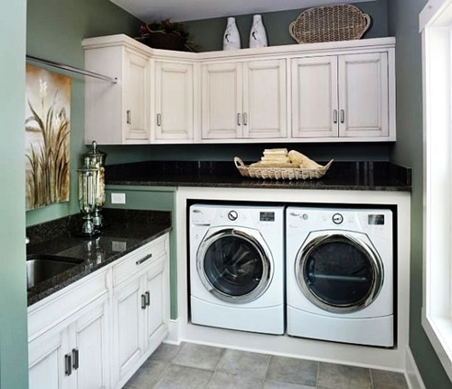 Best ways to clean your laundry room