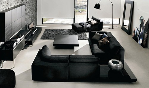 Black and White Decorating Ideas