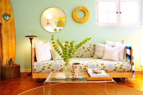 Bright and colorful living room design ideas interior design for Bright living room decorating ideas