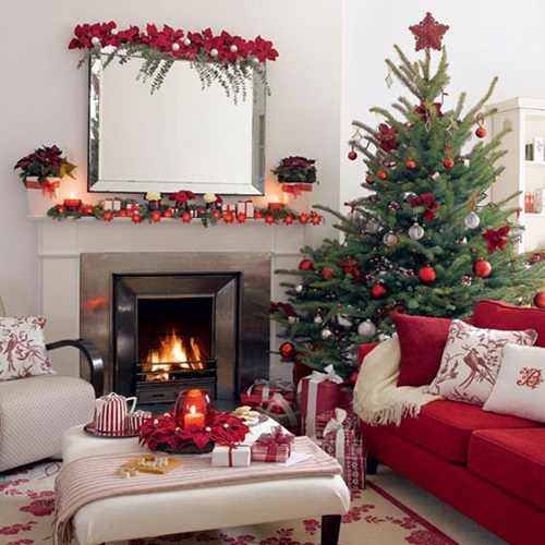 Christmas Spirit into Your Living Room