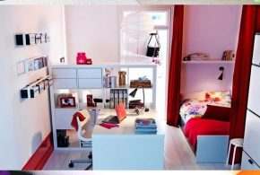 Creative Teen Dorm Room Storage and Design Ideas