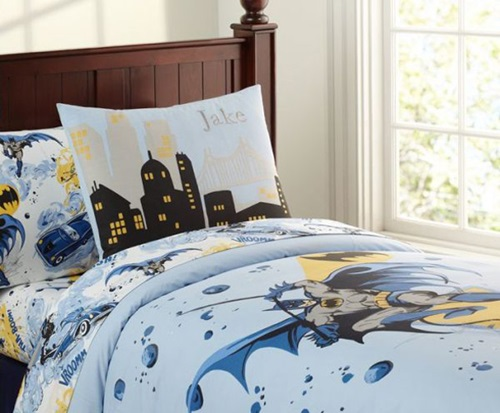 How To Decorate Your Son 39 S Bedroom In A Batman Theme