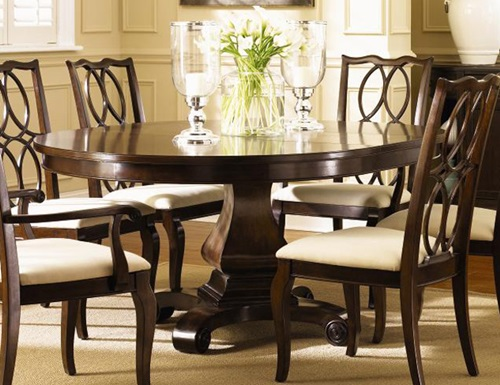 How to choose the right round glass table and chairs 1
