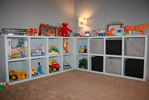 Inexpensive And Practical Toy Storage Ideas Interior Design