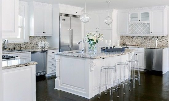 kitchen tile backsplash ideas with white cabinets interior design - Kitchen Tile Backsplash Ideas With White Cabinets