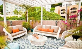 Patio Furniture: Types and Materials