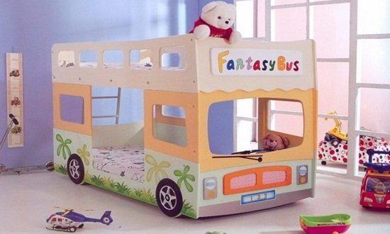 Practical Bunk Beds Designs for Kids