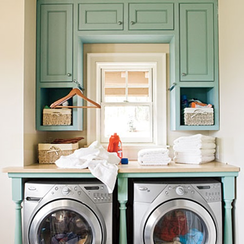 quick tips for organizing laundry rooms interior design
