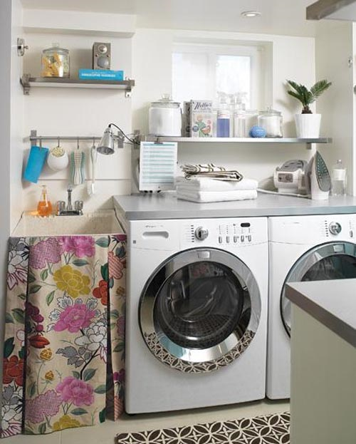 Quick Tips for Organizing Laundry Rooms