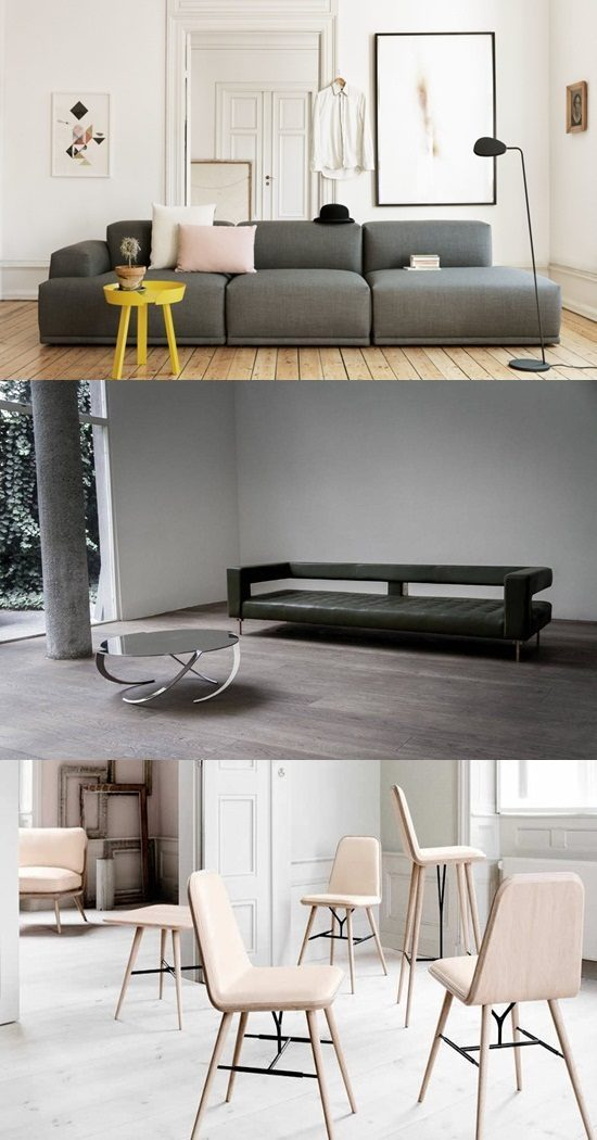 Scandinavian Design furniture