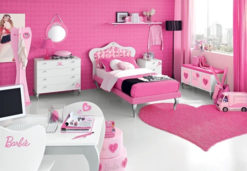 ... Sweet Barbie Room Decoration Ideas ...