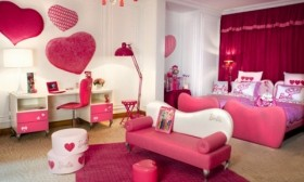 Sweet Barbie Room Decoration Ideas