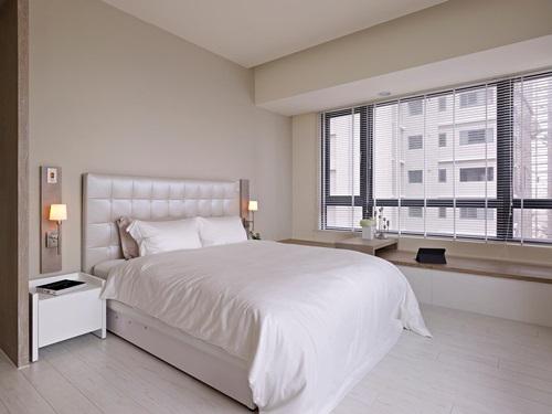 White Bedroom interior Design Ideas